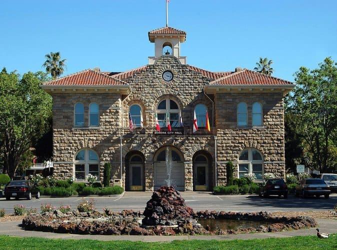 Sonoma California OFFICIAL