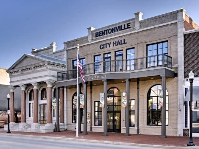 Bentonville Arkansas OFFICIAL