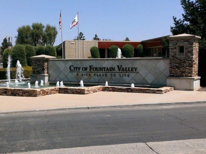 Fountain Valley California OFFICIAL