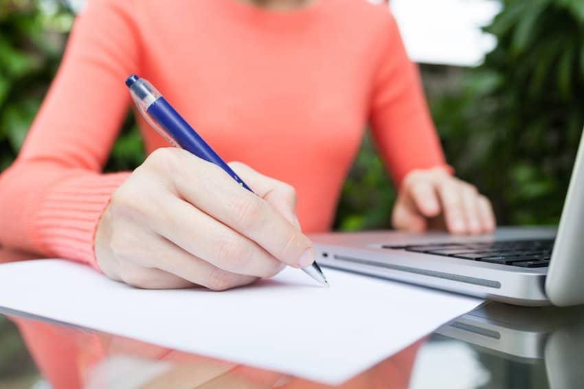 financial hardship letter