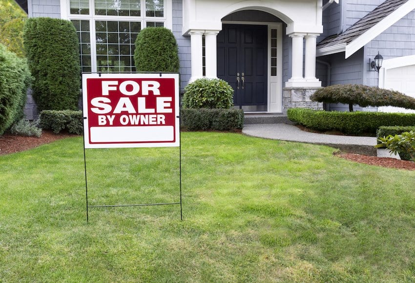 Sell By Owner >> For Sale By Owner How To Sell Your Own Home Without A Realtor