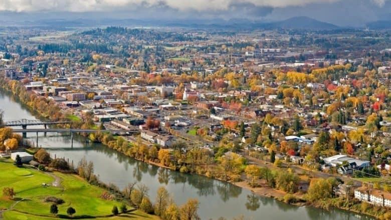 Corvallis Oregon OFFICIAL